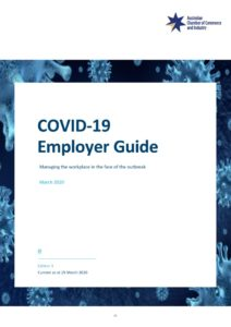 thumbnail of COVID-19 – Employer Guide Edition 3 (250320)